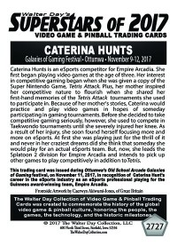 2727 Caterina Hunts