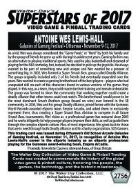 2756 Antoine Wes Lewis-Hall