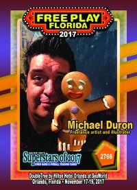 2766 Michael Duron