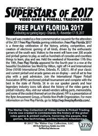2770 Florida Free Play 2017