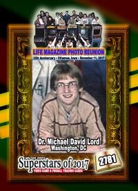 2781 Dr. Michael David Lord