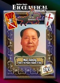 0291 Mao Zedong