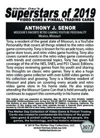 3073 - Anthony J. Senor