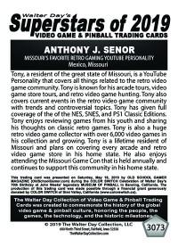 3073 - Anthony J. Senor