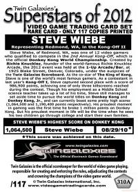 0310A Steve Wiebe - Kong Off II