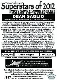 0314A - Dean Saglio