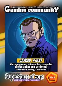 3143 Jarrod Kailef