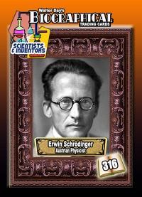 0316 Erwin Schrödinger