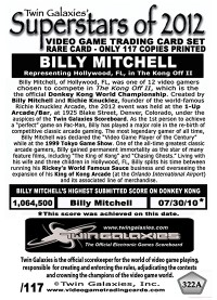 0322A Billy Mitchell - Kong Off II