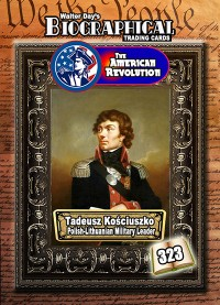 0323 Tadeusz Kościuszko