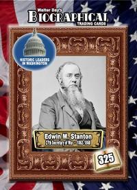 0325 Edwin M. Stanton