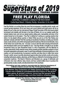 3273 Free Play Florida 2019