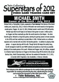 0330 - Michael Smith - Gamer of the Month