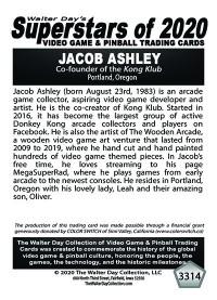 3314 - Jacob Ashley