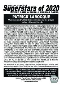 3335 - Pat Larocque