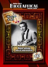 0337 Waylon Jennings