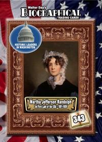 0343 Martha Jefferson Randolph