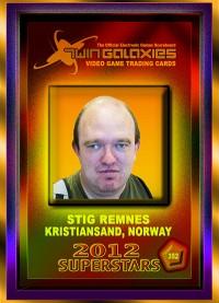 0352A Stig Remnes - Norwegian