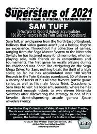 3538 - Sam Tuff