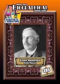 0385 Ernest Rutherford