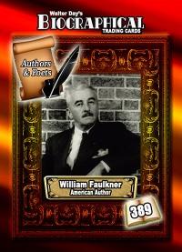 0389 William Faulkner