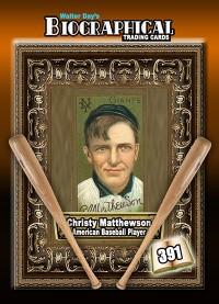 0391 Christy Matthewson