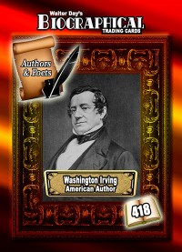 0418 Washington Irving
