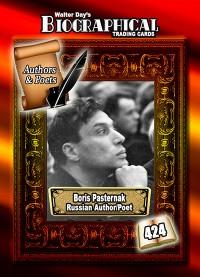 0424 Boris Pasternak