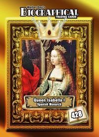 0428 Queen Isabella I