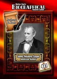 0431 James Fenimore Cooper