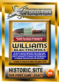 0506 Williams Electronics