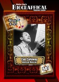 0507 Cab Calloway