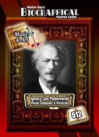 0512 Ignacy Paderewski
