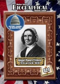 0521 Abigail Fillmore
