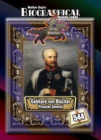 0544 Gebhard Leberecht von Blücher