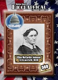 0568 Eliza McCardle Johnson