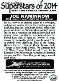 0793 Joe Kaminkow