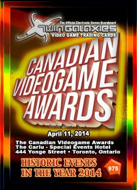 0975 - Canadian Video Game Awards